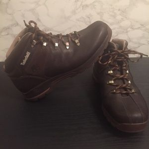 New Men's Size 13M Brown Timberland Boots